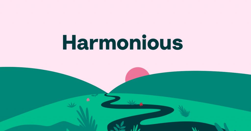 Hallow App Prayer Personality Harmonious