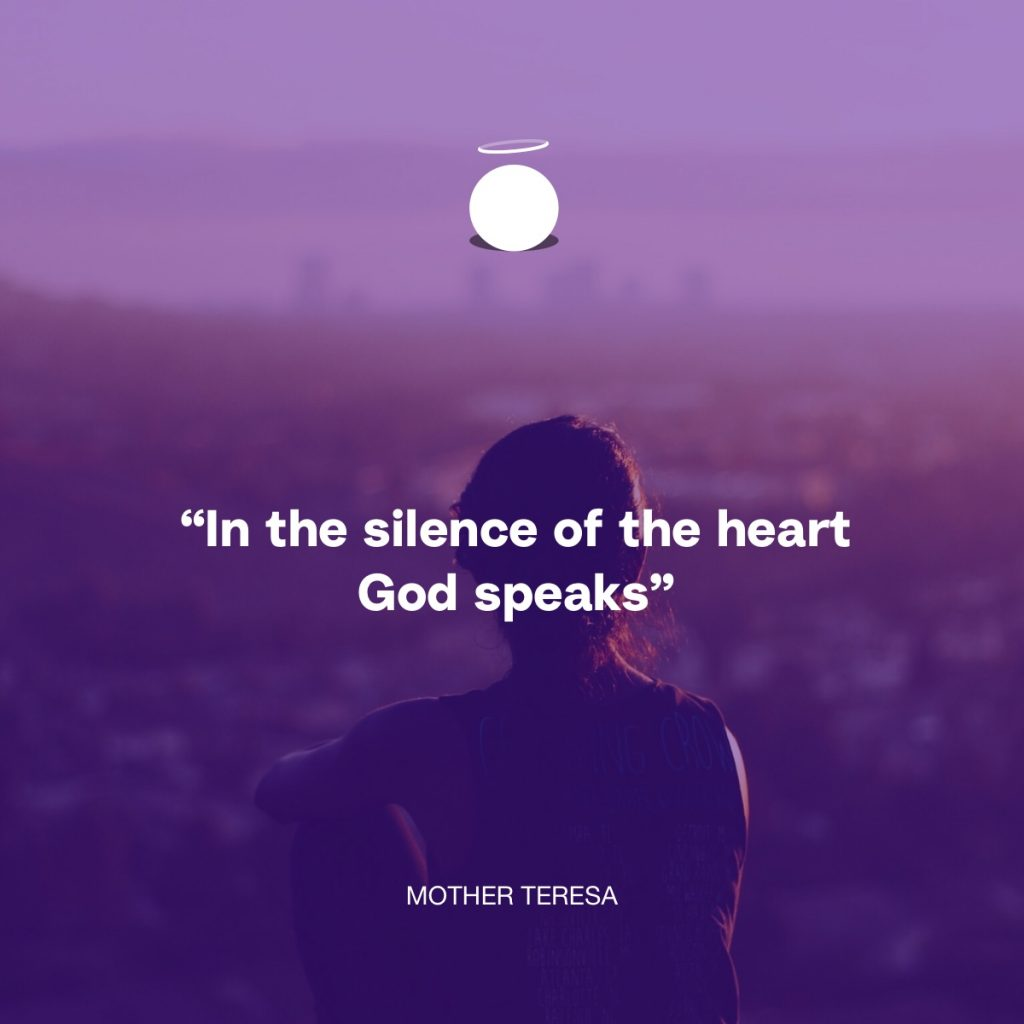 Hallow Daily Quote - Mother Teresa