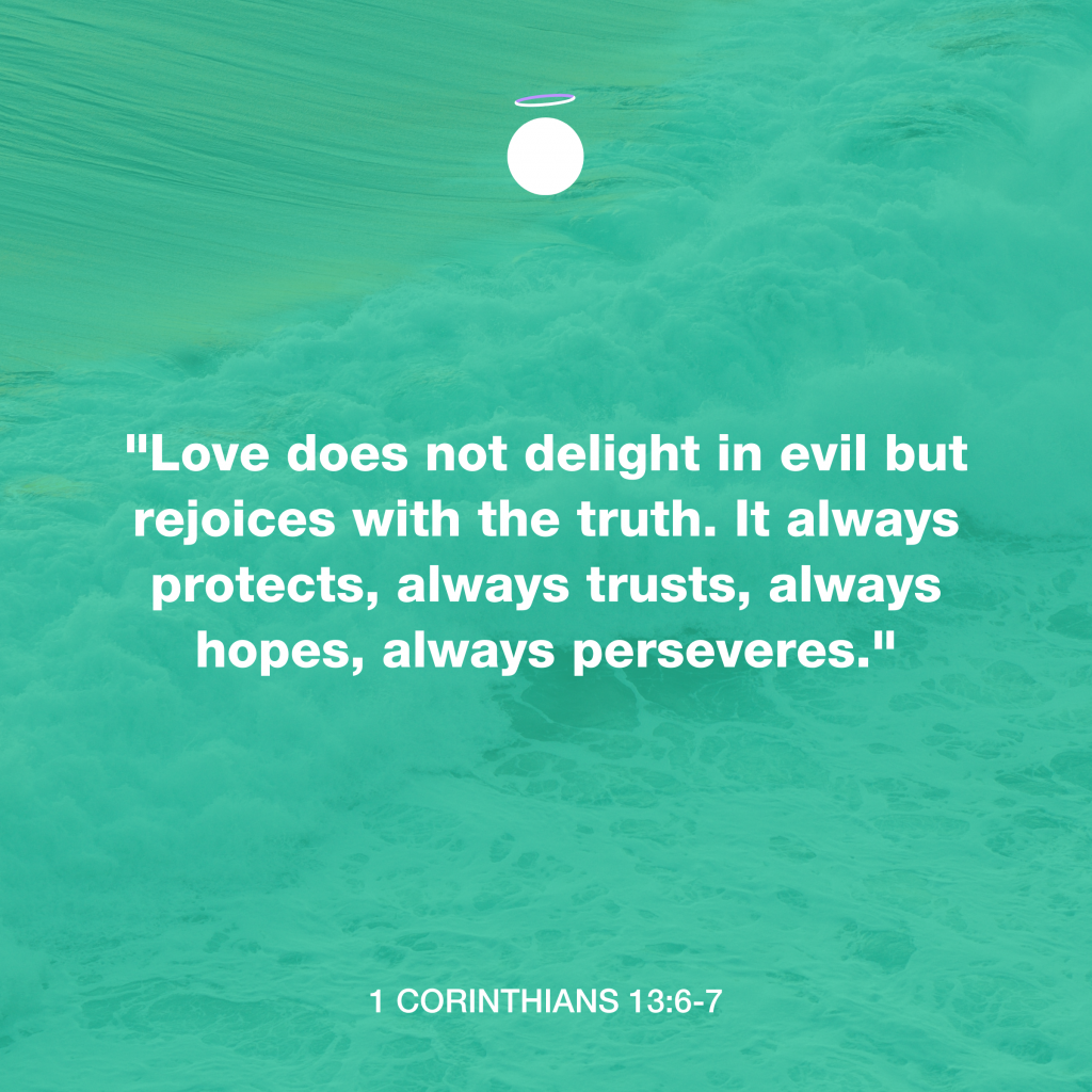 Hallow Daily Quote - Rejoice