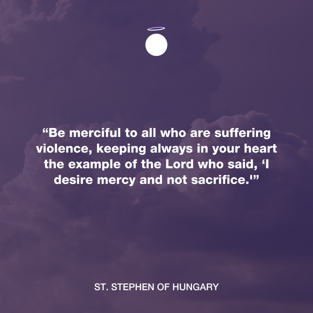 Hallow Daily Quote - Have Mercy