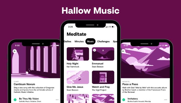 Hallow Music