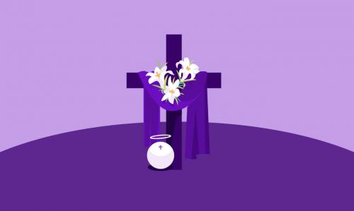 Hallow App Pray40 Lent 2021 Challenge
