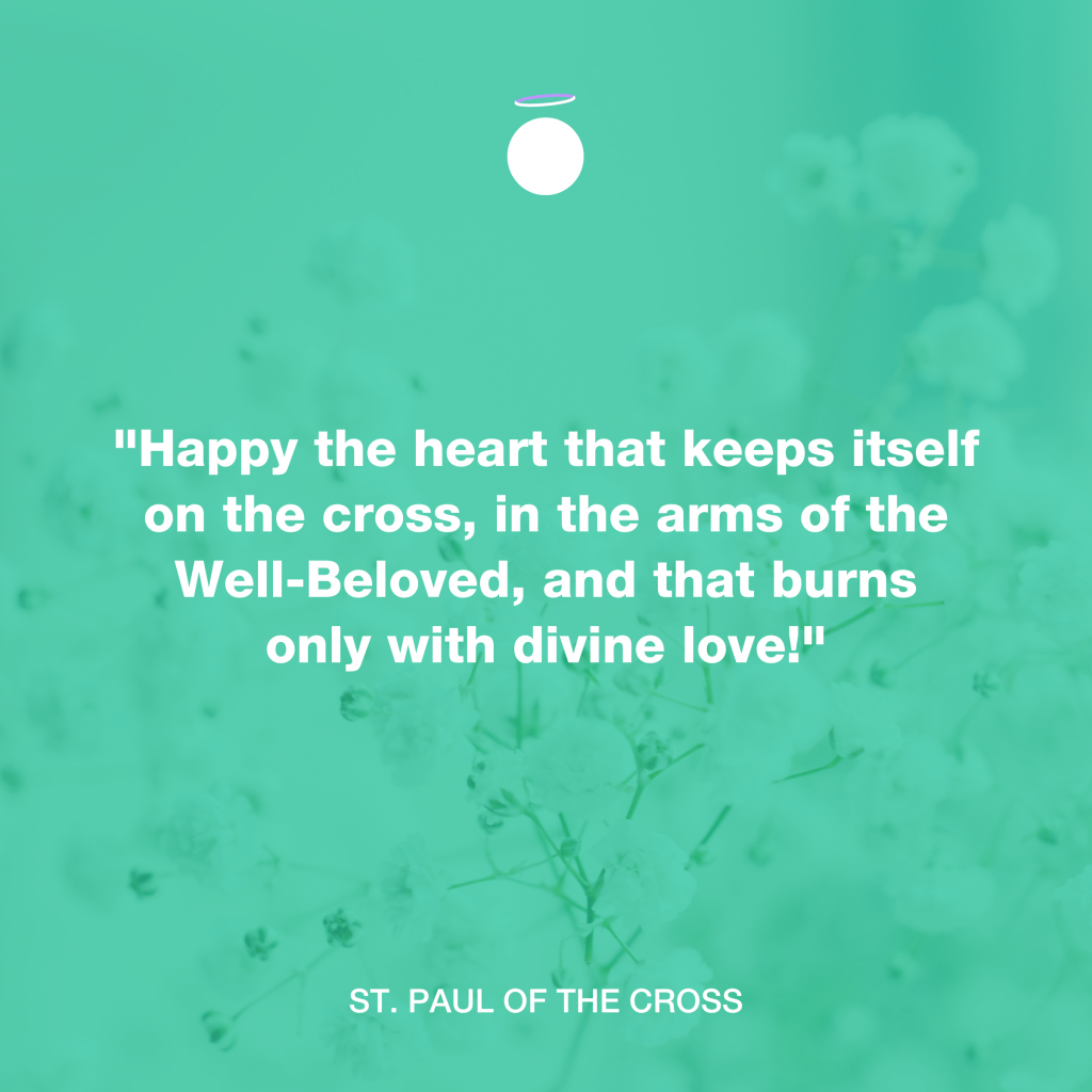 Hallow Daily Quote - Divine Love