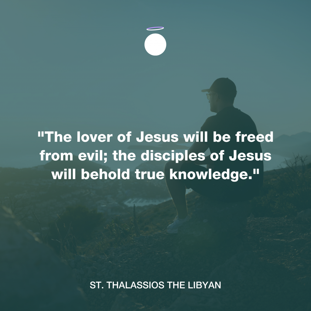Hallow Daily Quote - disciples of Jesus