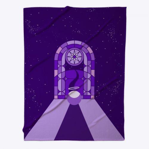 Hallow App Merch Hope Blanket