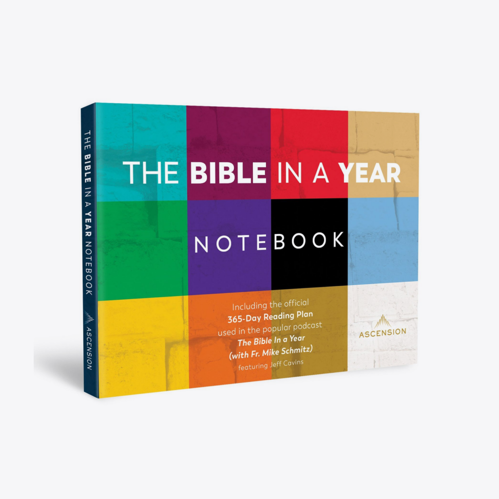 Ascension Hallow App the Bible in a Year