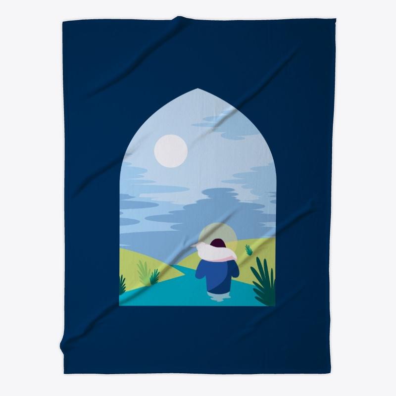 Hallow App Surrender Novena Blanket