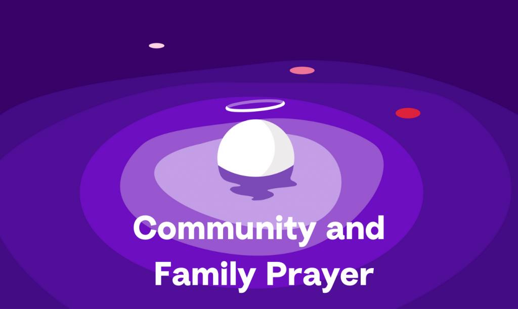 Hallow Blog - Community and Family Prayer