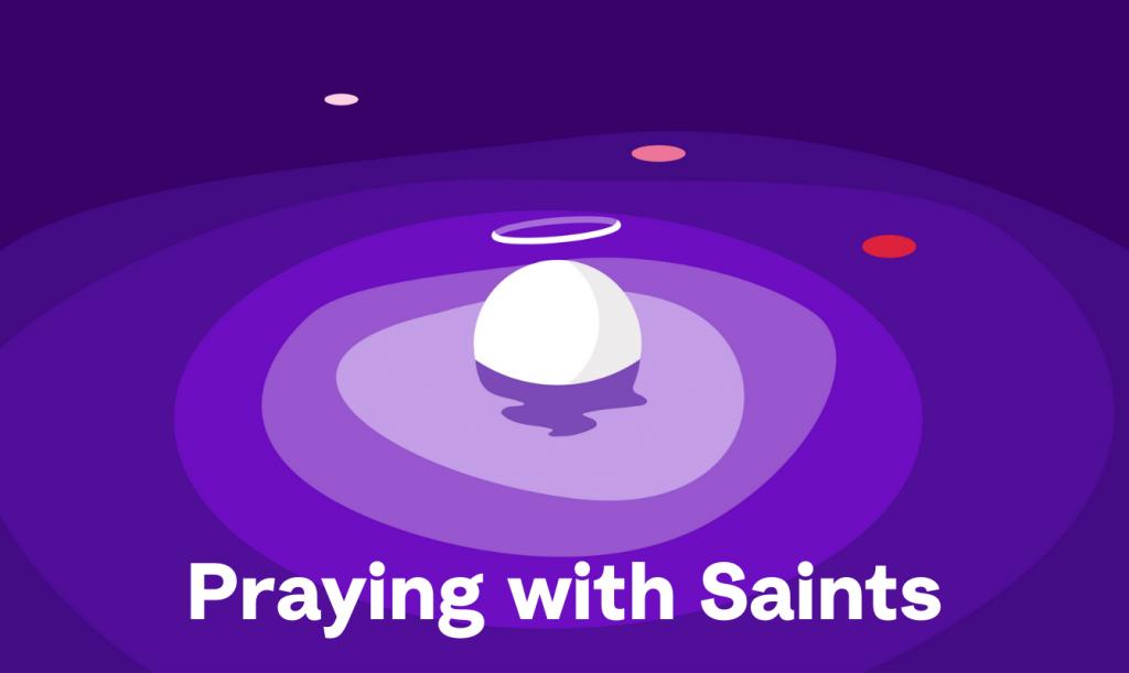 Hallow Blog - Praying with Saints for Mental Health