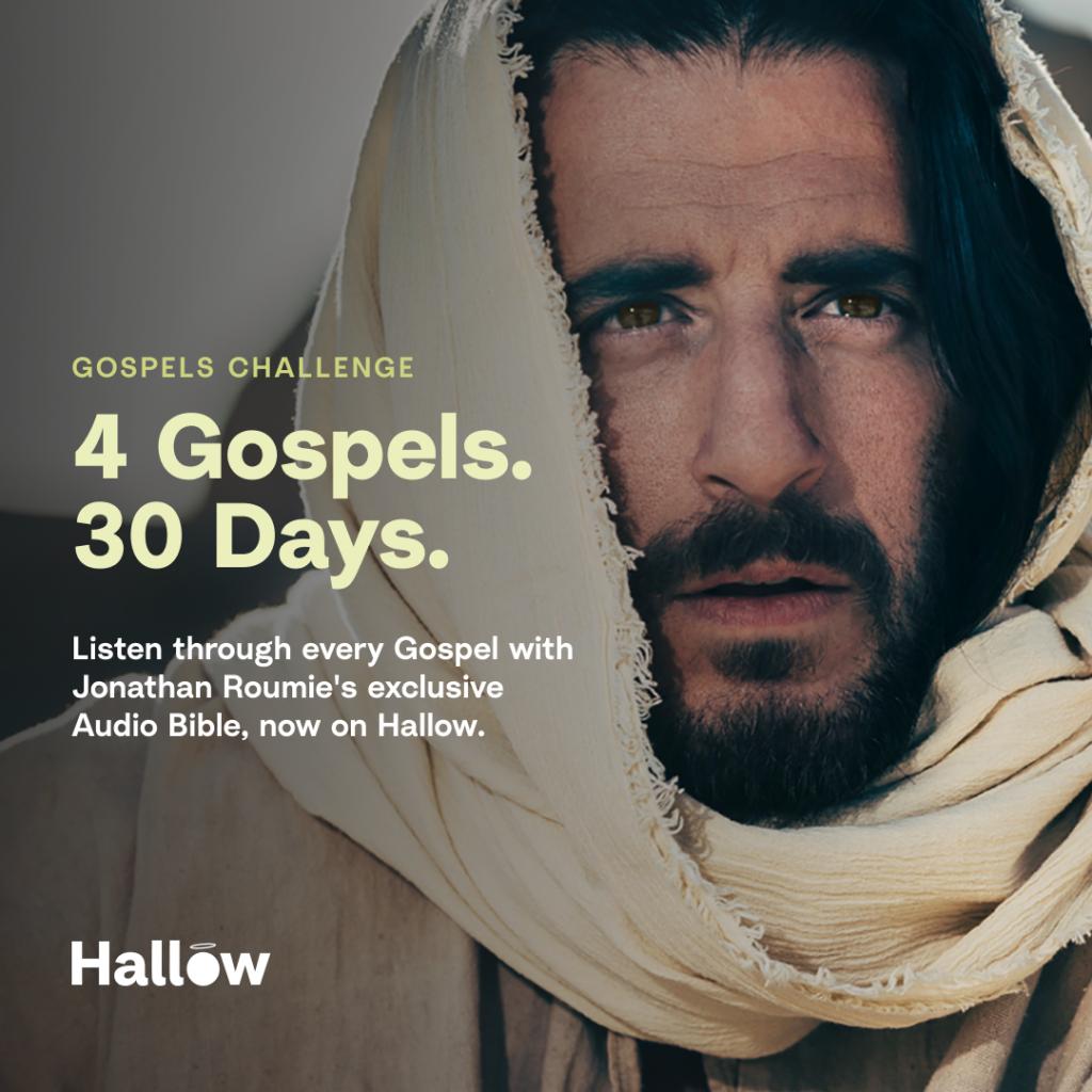 Hallow Catholic Audio Bible